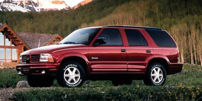2000 olds bravada test drive by mark fulmer. Black Bedroom Furniture Sets. Home Design Ideas