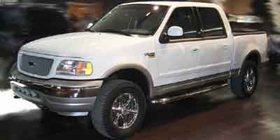 2001 Ford Truck F-150 SuperCrew Crew Cab 139