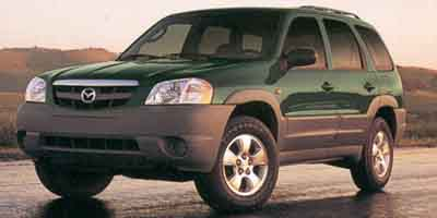 Mazda Tribute DX