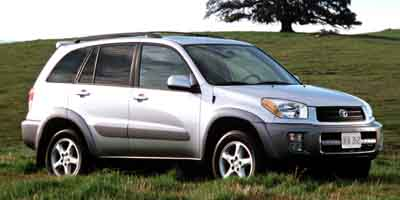 2001 Toyota RAV4 4dr Auto (GS) Overview Toyota Buyers Guide