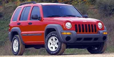 Jeep Liberty Sport 4WD