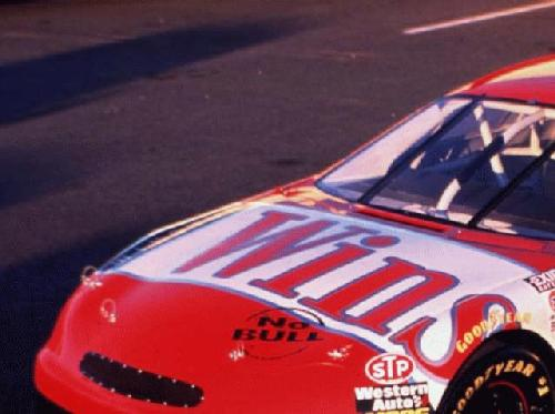 [ Jimmy Spencer's new Paint Job ]