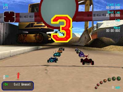 Platform Racing Game Reviews