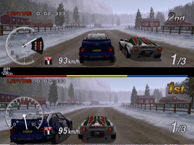 racing games for 3 players