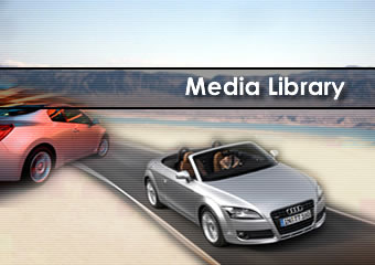 Automotive Media Library - The Auto Channel�s Media Library offers thousands of  hours of Car Videos and Truck Videos as well as thousands of hours of car and truck radio programs.