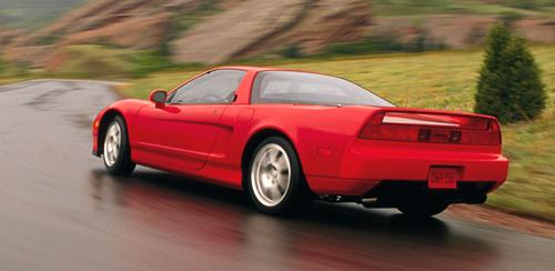 Car Review: Honda Story: Honda Prelude Type SH and Acura NSX ( 1998 ...