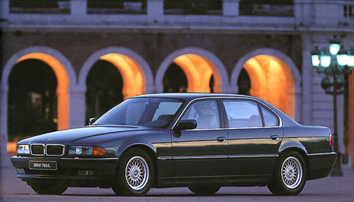 Bmw 740li. 1998 BMW 740iL. by Tom Hagin