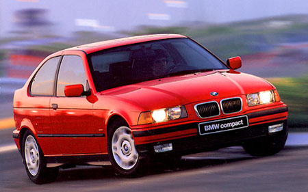 New Car Review 1998 Bmw By John Heilig