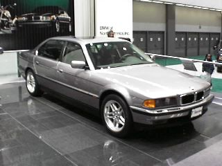 BMW 750iL New Car Review: BMW 750iL ( 1998) New Car Prices