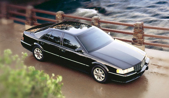 Bill Black Cadillac 1996 Cadillac El Dorado For Sale
