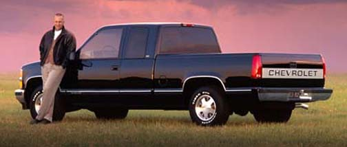 chevrolet k1500 silverado 1997. Black Bedroom Furniture Sets. Home Design Ideas