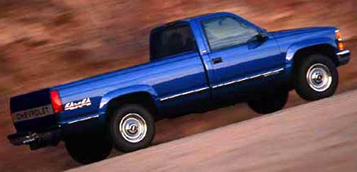 Image Gallery 97 Chevy K2500