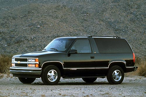 1998 Chevy Tahoe 2 Door