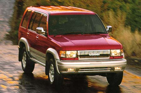 Isuzu Trooper LS (