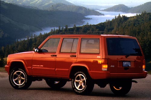 WHY DOES MY 1997 JEEP CHEROKEE OVERHEAT WHEN I RUN THE AIR