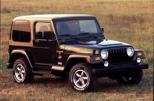 SEE ALSO: Jeep Buyer's Guide