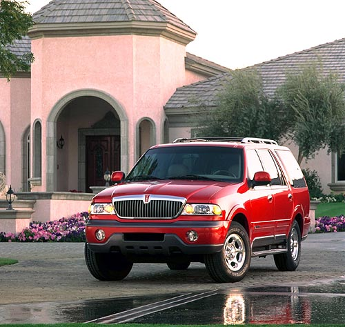 lincoln navigator new car review lincoln navigator 4x4 1998 new car prices for lincoln navigator. Black Bedroom Furniture Sets. Home Design Ideas