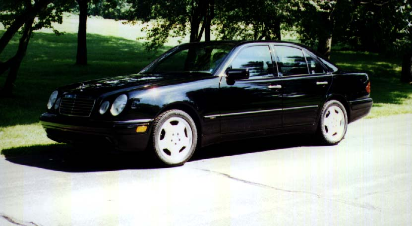 New Car Review 1996 Mercedes Benz E420 Sport By John Heilig