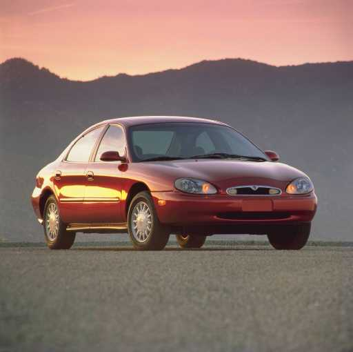 97 Mercury Sable 1