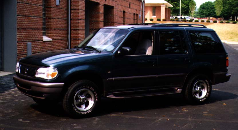 Mercury Mountaineer 1996