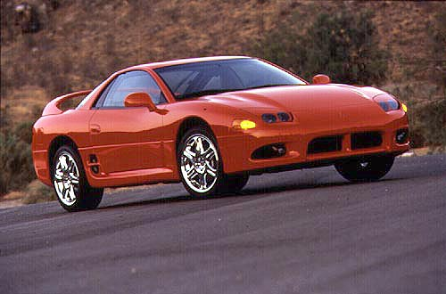 Mitsubishi 3000gt Twin Turbo. Engine Type Twin-turbo