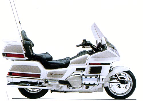 Honda Goldwing Anniversary