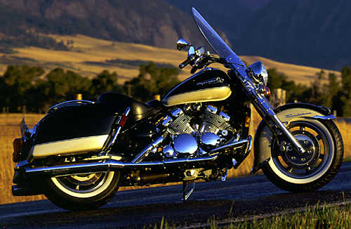 Yamaha Star Motorcycles