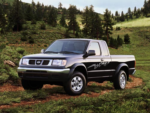 Nissan introduced the compact pickup to the North American automotive world