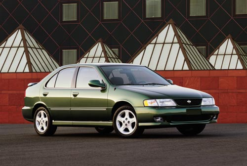 NISSAN SENTRA New Car Review: NISSAN SENTRA SE ( 1998) New ...