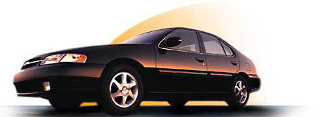 1999 Nissan Altima GXE - Test Drive by Mark Fulmer