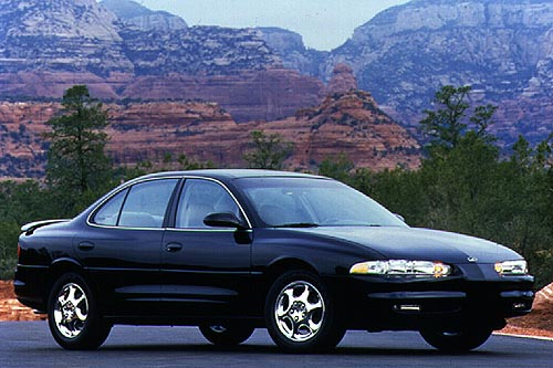 Oldsmobile Intrigue Gl New Car Review 1998
