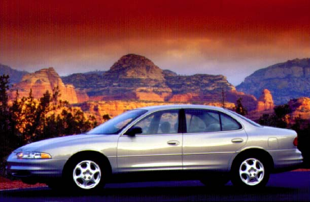 OLDSMOBILE New Car Review: OLDSMOBILE INTRIGUE ( 1998) New Car ...