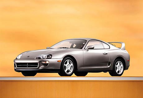 Toyota Supra on Toyota New Car Review  Toyota Supra   1998  New Car Prices For