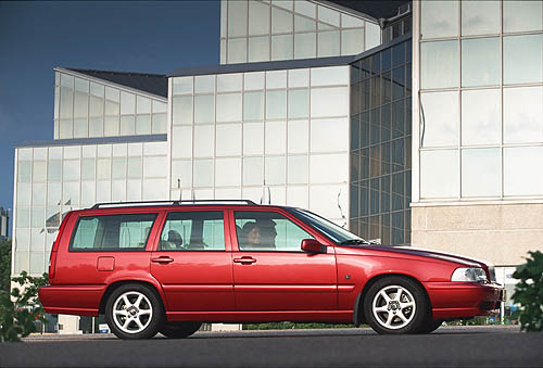 1998 VOLVO V70 AWD. by Matt/Bob Hagin