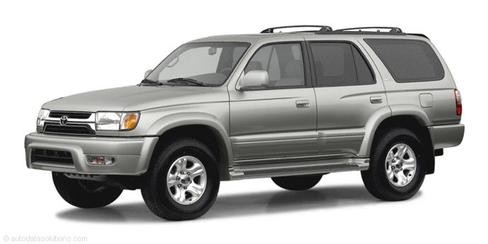 Toyota 4Runner Towing Capacity >> Review: 2002 Toyota 4Runner 4x4