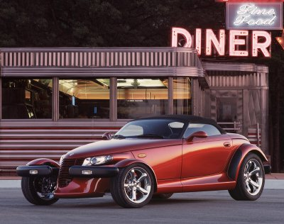 Review 2002 Chrysler Prowler