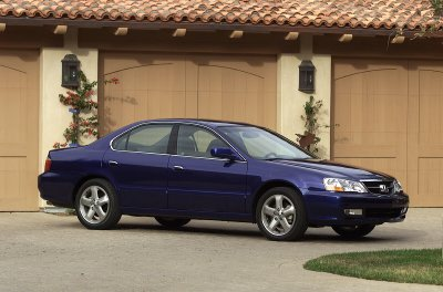 2002 Acura Type on Photo  Select To View Enlarged Photo