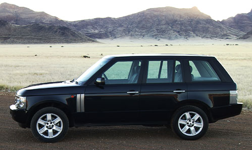 New Range Rover Now Available