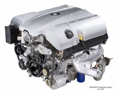 2004 Northstar V8 Sets New Standard For Cadillac XLR and SRX