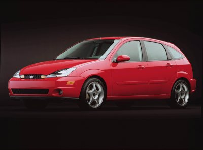Review 2003 Ford Svt Focus Pocket Rocket And Would Be