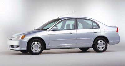 2003 car review honda civic hybrid. Black Bedroom Furniture Sets. Home Design Ideas