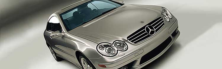 Mercedes Clk 320 Coupe. CLK 320 Coupe