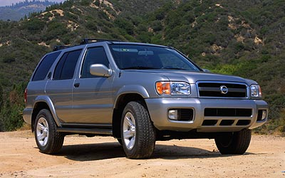 Nissan Frontier Camper Shell 2003 Car Review : Nissan Pathfinder SE 4x4