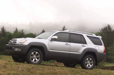 Review: 2003 Toyota 4Runner Sport 4WD Sport Edition