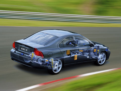 Review 200 Volvo S60 R Concept