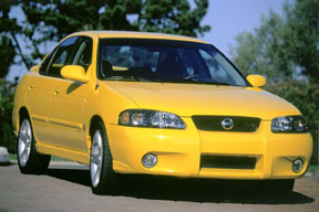 review  nissan sentra se  spec