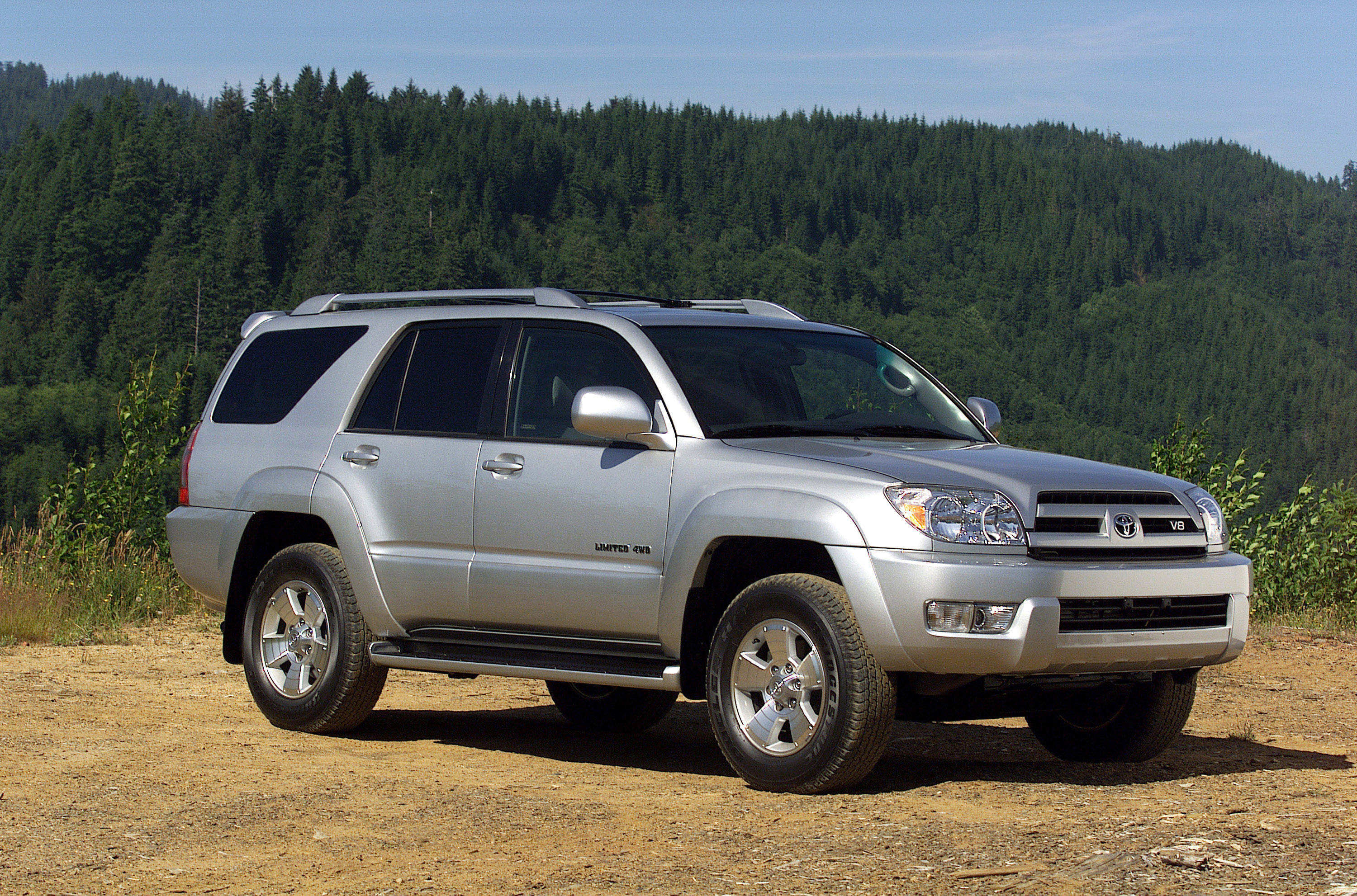 2004 Car Review : Toyota 4Runner Limited