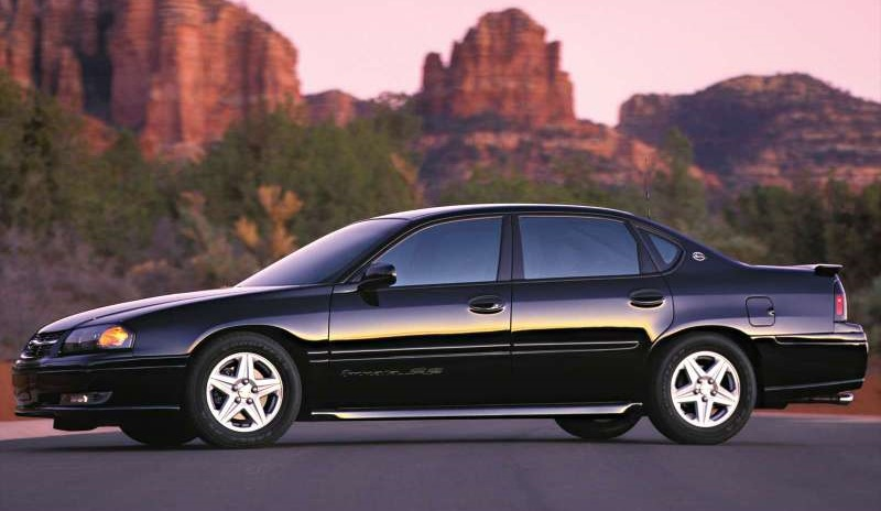 """When They Were New"" Review: 2004 Chevrolet Impala SS ..."