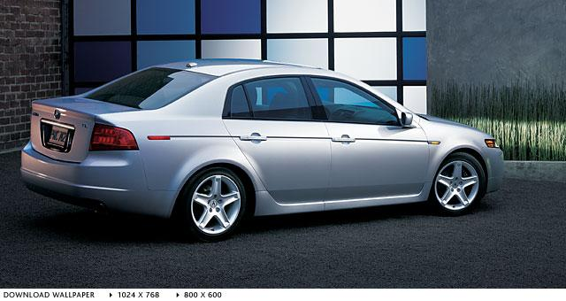 New Car Review Acura TL - Acura 2004 tl price