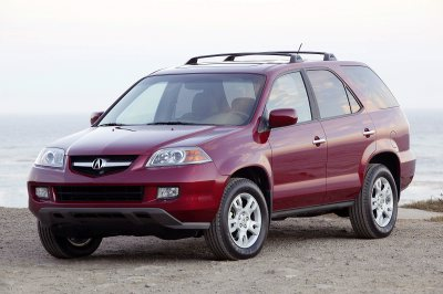New Car Review: 2004 Acura MDX